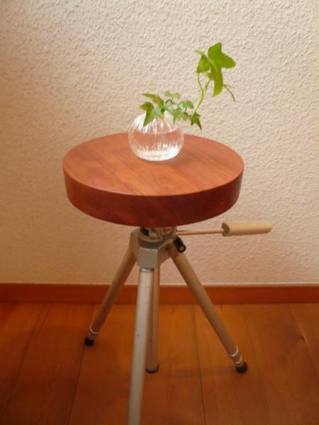 コースターテーブル