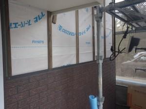 外壁工事 サイディング