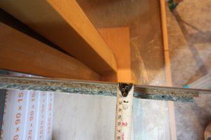 厚さを測ると2cm弱。ブ厚い!