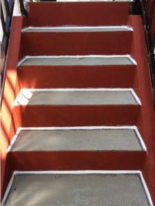 階段リフォーム後