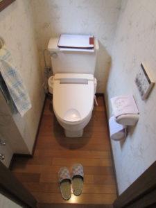 Y様邸 トイレ交換工事