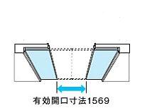 吊戸・引き分け2