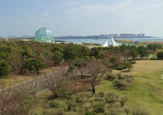 葛西臨海公園給排水工事施工