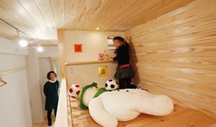 板橋区F様邸子供部屋リフォーム事例写真