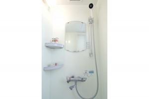 リフォーム後のシャワー室