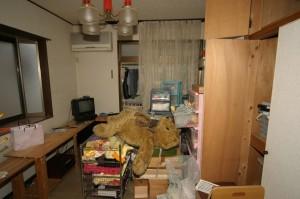 リフォーム前の子供部屋