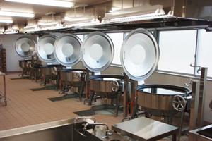 足立区立大谷口小学校給食室工事