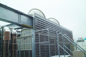 板橋区リサイクルプラザ 給排水空調設備工事