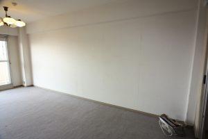 リビングリフォーム前の壁