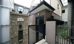 北区I様邸屋根リフォーム・外壁リフォーム・エクステリアリフォーム事例写真