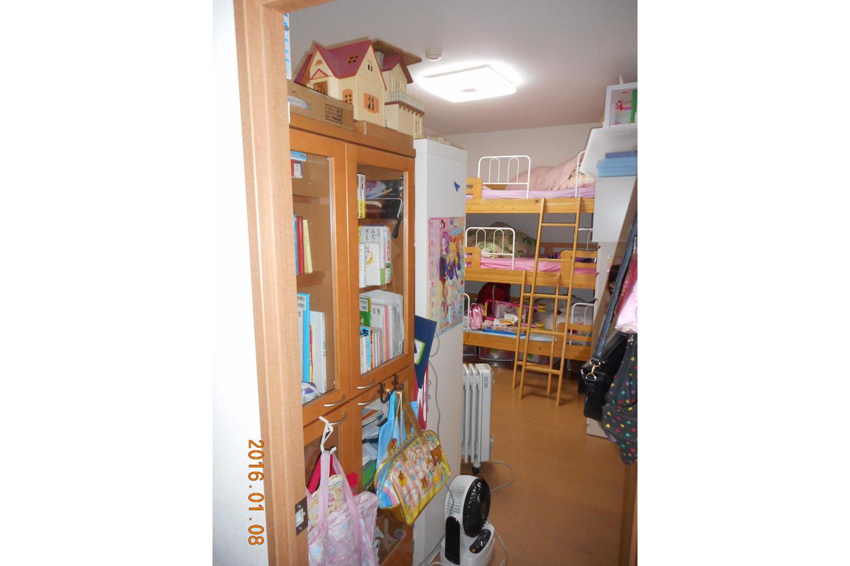 子供部屋4室を73平米のマンションに実現したリフォーム 板橋区足立区