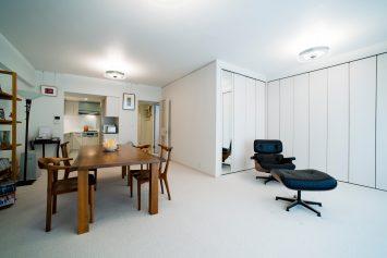 板橋区マンションスケルトンリフォーム完成写真