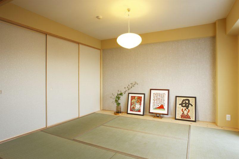 After 東京都板橋区サンシティ O様邸(和室) >>事例の詳細はこちら<<
