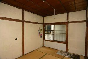 リフォーム前の二階子供部屋写真