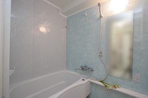 北区浴室リフォーム事例