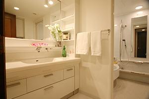 練馬区洗面室事例
