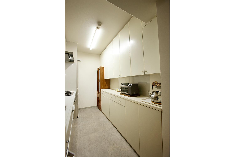 家電・食器収納棚