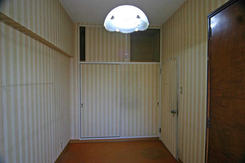 リフォーム前の居室