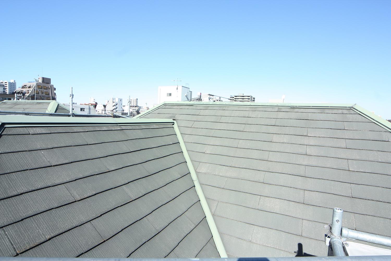 屋根1リフォーム前