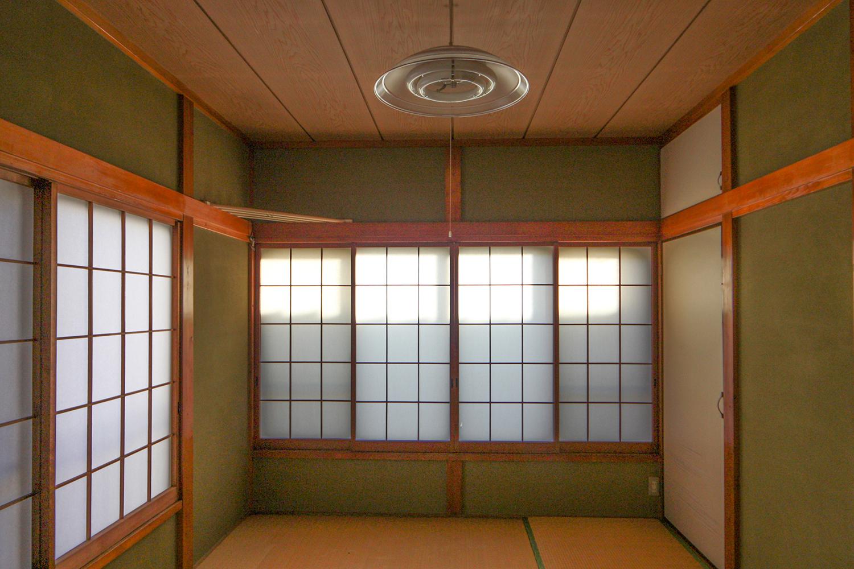 リフォーム前の和室1