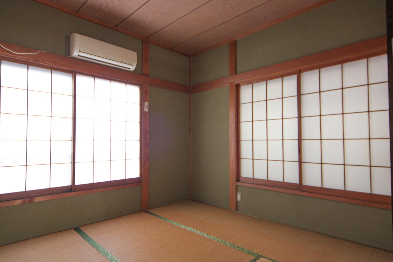 リフォーム前の和室2
