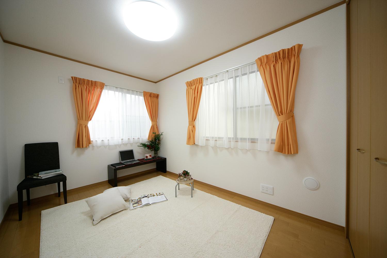 主寝室写真
