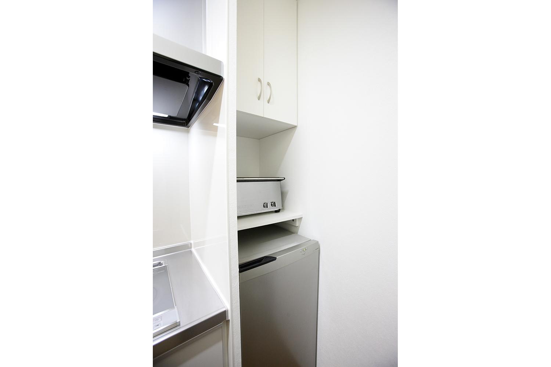 冷凍庫スペース