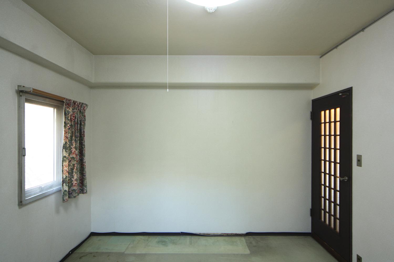 リフォーム前の西側洋室