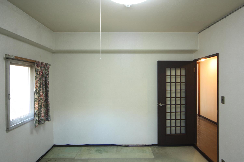 リフォーム前の東側洋室