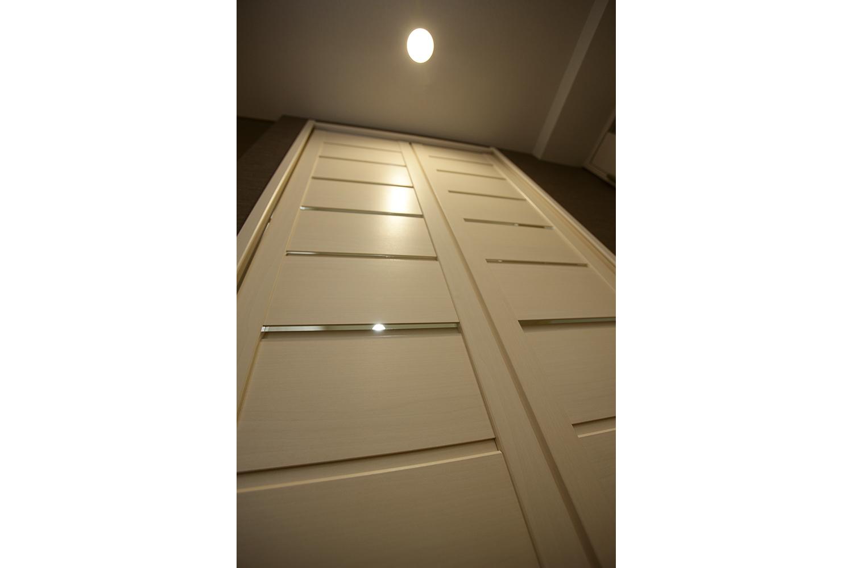 納戸兼書斎の扉写真