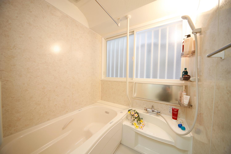 リフォーム後の浴室全景