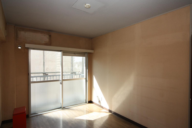 ワークスペースにする前の洋室2