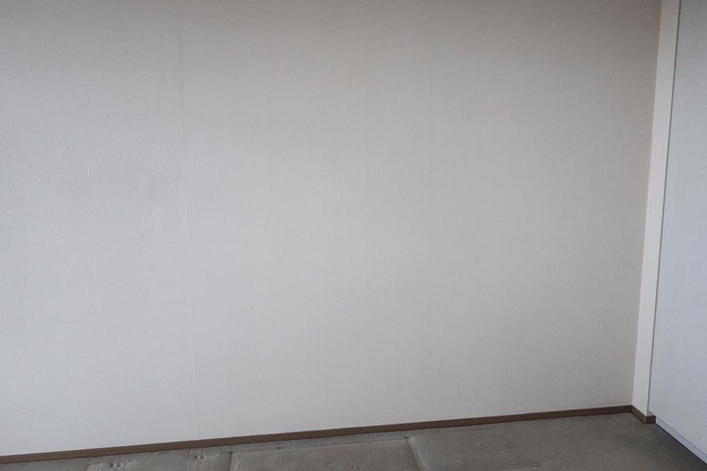 リフォーム前の子供部屋壁面