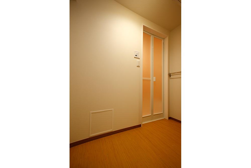 浴室入り口廊下
